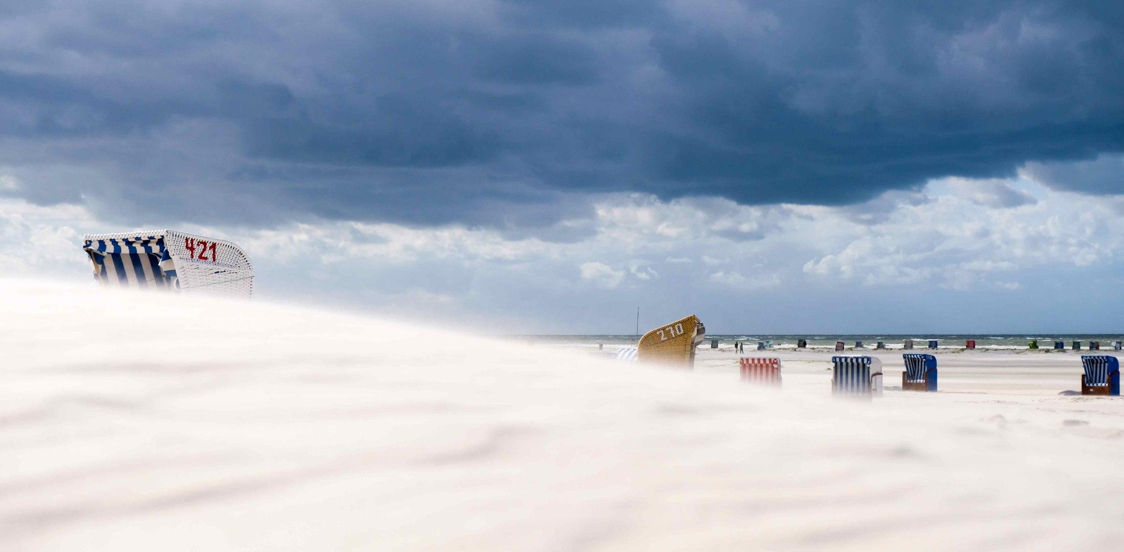 Sandflug, © Timm Dierkes