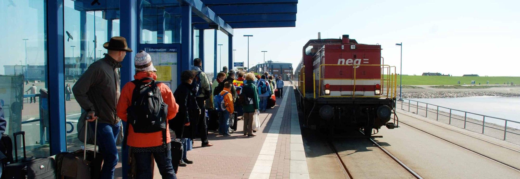 Bahn-bis-Dagebüll, © Kai Quedens