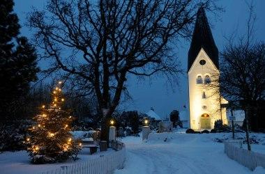 Weihnacht auf Amrum, © KQuedens