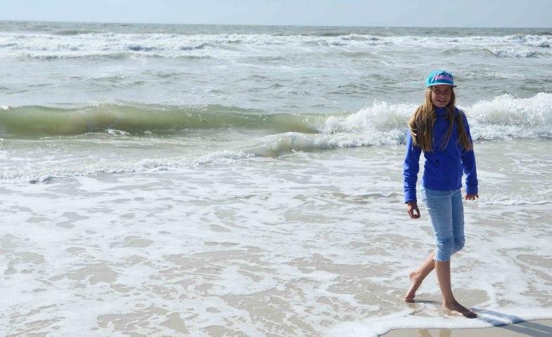 Strandwanderer Amrum, © KQuedens
