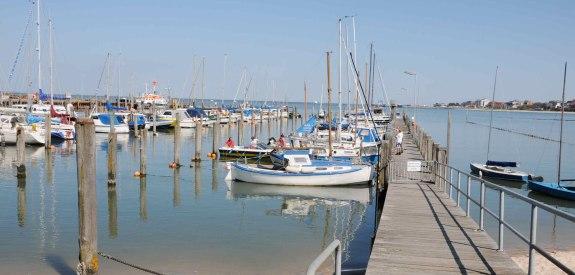 Yachthafen Amrum, © Kai Quedens