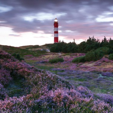 Leuchtturm Amrum, © Simona Fröhlich