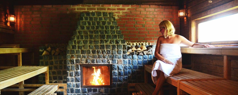 AmrumBadeland-Sauna