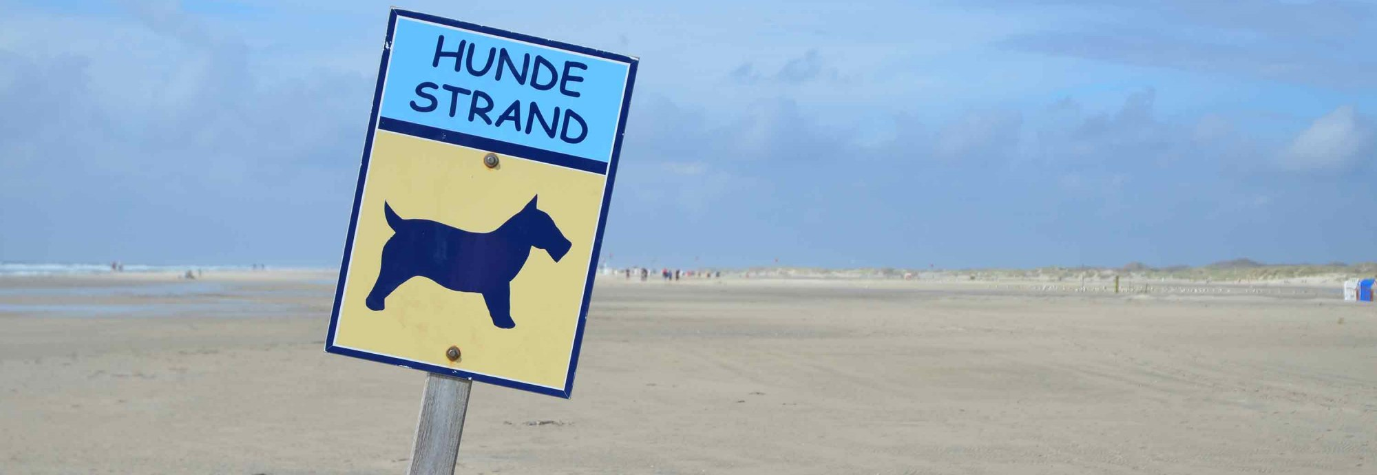 Hundestrand Amrum, © KQuedens