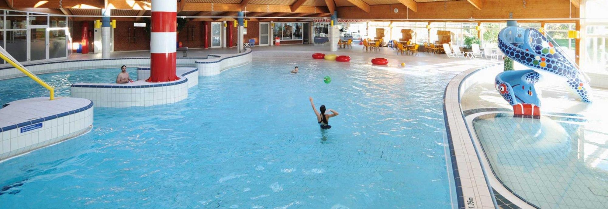 Amrum Badeland Schwimmbecken