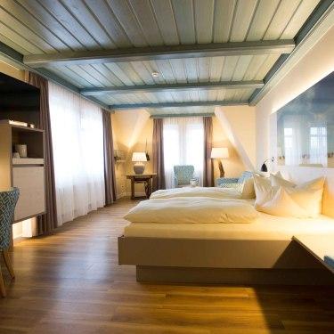 Hotel Seeblick Zimmer, © Seeblick