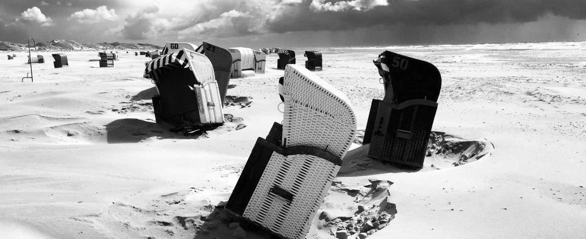 Fotowettbewerb 2020 Strandkörbe Amrum , © André Klemm
