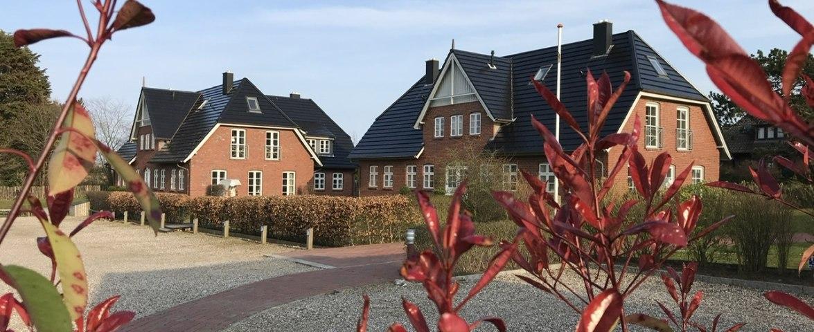 Bruns Strunwai Lodge 3a /3b  12 Wohnungen mit Kaminofen