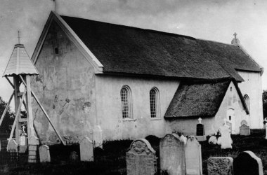 St. Clemens-Kirche Amrum 1908