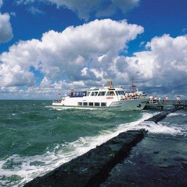 Ausflugsschiff Eilun, © Kai Quedens